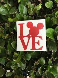 Disney Decal Disney Auto Decal Yeti Cup Decalcustom Disney Etsy