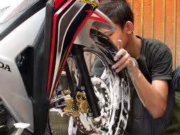 Cuci Motor 24 jam 6 | Gilamotor