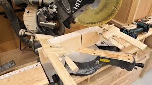 Making A Miter Saw Fence Ibuildit Ca
