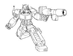 Tuyển tập tranh tô màu Robot cho bé trai tập tô - Zicxa hình ảnh