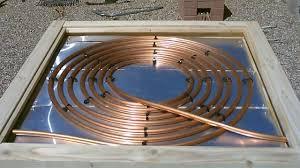 diy solar water heater deluxe