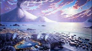 Resultado de imagen de La Tierra primitiva