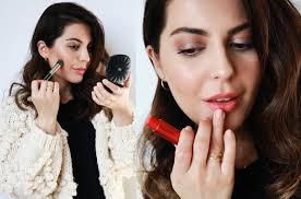 french with these 5 beauty tips