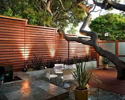 Front Yard Fence Ideas Fences Modern Asian Yard Asian Home Contemporary Yard Modern Backyard Backyard Fences Backyard