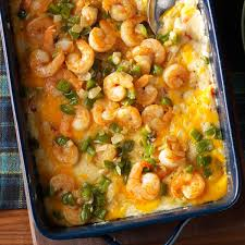Oven-Baked Shrimp & Grits Recipe ...