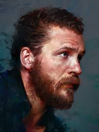 ArtStation - Tom Hardy, Aaron Griffin in 2020 (With images) | Digital  painting portrait, Aaron griffin, Portrait painting