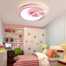 Super Sale Ca8e Heart Shape Ceiling Lights For Girls Room Kids Bedroom Light Ceiling Baby Room Girl Lamp Child Room Ceiling Light Princess Lamp Cicig Co