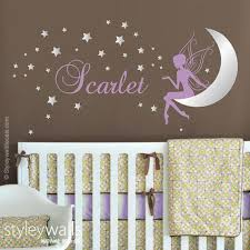 10 Off Coupon On Fairy Wall Decal Baby Girl Room Nursery Sticker Personalized Name Wall Decor Stars Wall Decal Moon Wall Decal Fairy Wall Sticker By Styleywalls Etsy Coupon Codes