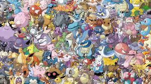 kanto pokemon wallpaper 1024x576