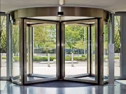 revolving door manufacturer in uae