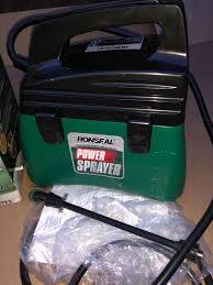 Ronseal Power Sprayer For Garden Fence In Nw11 London Borough Of Barnet For 11 00 For Sale Shpock