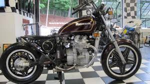 honda cx500 1982 clic cafe bobber