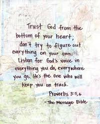 Lords Plan -Best Inspirational Verses - Trust God from the Bottom ...