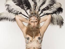 Cabaret artist and performer Lizzie West interviewed