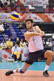 Aaron Russell - Aaron Russell Photos - Egypt v USA - FIVB Men's Volleyball  World Cup Japan 2015 - Zimbio
