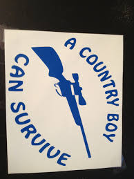 Car Decal Country Boy Sold By Off The Wall On Storenvy