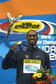 Allen Johnson, 1996 Olympic gold medalist, 4x World Champion ...