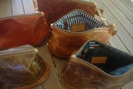 travel bag vintage whiskey leather