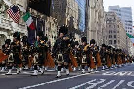NYC St. Patrick's Day Parade 2020