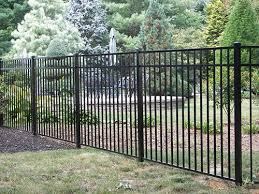 54 H X 70 W Asbury 3 Rail Aluminum Fence Panel At Menards Our New Fence Aluminum Fence Backyard Fences Fence Landscaping