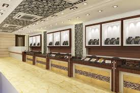 jewellery showroom interior designers