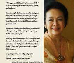 the real mom and the best wife di balik kisah habibie ainun