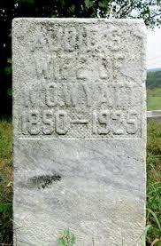 """Adeline S """"Addie"""" Murray Wyatt (1850-1925) - Find A Grave Memorial"""