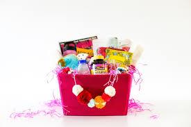 diy pregnancy survival kit care package