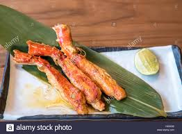 Bbq King Crab High Resolution Stock Photography and Images - Alamy