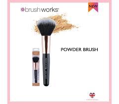 brushworks makeup brush