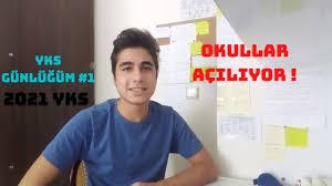 Okullar Açılıyor , Yeni Kanal ! | #YKS Günlüğüm #1 - YouTube