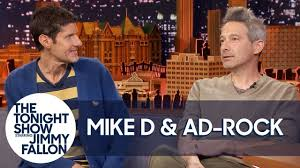 Beastie Boys Mike D and Ad-Rock Explain the Art of a Mixtape - YouTube