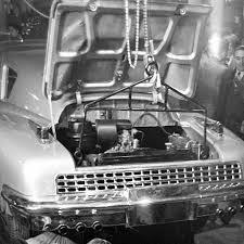 Automan Preston Tucker (Factory) - George Skadding — Google Arts & Culture