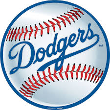 Los Angeles Dodgers Cutout 12in | Party City