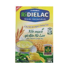 Bột ăn dặm Yến Mạch Đậu Hà Lan 200g - DairyMart-Siêu Thị Sữa Tốt