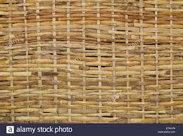Woven Wood Wicker Fence Panel Suitable For Crafts Picnic Or Stock Photo Alamy