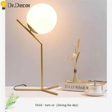 Đèn Led Hiện Đại Bàn Kính Đèn Sang Trọng Nghề Đèn Bàn Series Bắc Âu Phòng  Ngủ Đầu Giường Đèn Đọc Sách Đại Học Ký Túc Xá Trang Trí Để Bàn 