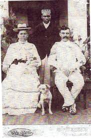 Kelly, Ada (nee Henderson) (1871-1936) and (i) Daniel Joseph Kelly  (1864-1901) and (ii) Charles Henry Parsons (d.1962) – Holdaway Family