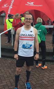 Byron Edwards Chester Marathon - Bury Athletic Club