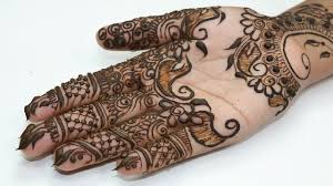 friend hand front hand easy front hand simple mehndi design