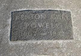Kenton Giles Powell (1907-1942) - Find A Grave Memorial