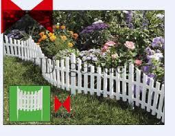 Plastic Garden Fence Border Decorative Fencing Landscape Lawn Edging Buy Plastic Garden Fence Border Flexible White Picket Fence Border Decorative Fencing Landscape Lawn Edging Product On Alibaba Com