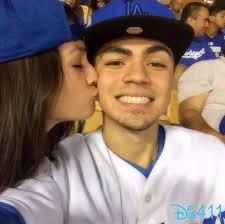 Photos: Adam Irigoyen Had Fun At The Dodgers Game September 26, 2014 |  Dodger game, Adam irigoyen, Dodgers