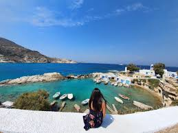 4 days milos greece itinerary the