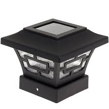 Best Solar Post Lights Ledwatcher