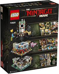 Amazon.com: LEGO NINJAGO Ninjago City 70620 (4867 Pieces): Toys & Games