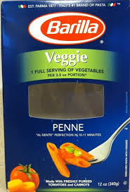 is barilla s veggie pasta a good choice