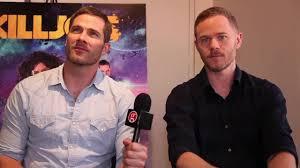 Luke Macfarlane & Aaron Ashmore: Killjoys season 2 - Luke ...