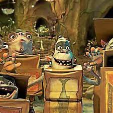 Movie Review: 'Boxtrolls' has a demented charm   Weekend   delcotimes.com
