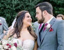 Wedding: Mr. and Mrs. Barnes